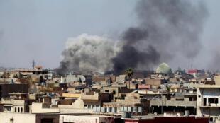 Estado Islâmico controla menos de 7% do território do Iraque