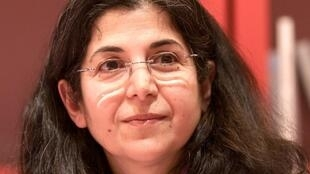 Nữ khoa học gia Pháp gốc Iran Fariba Adelkhah.