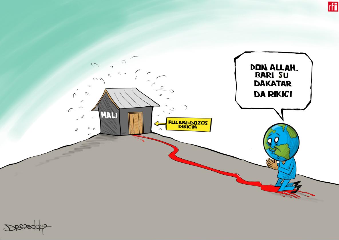 An bukaci Majalisar Dinkin Duniya ta tsoma baki kan rikicin manoma da makiyaya a Mali (02/01/2018).