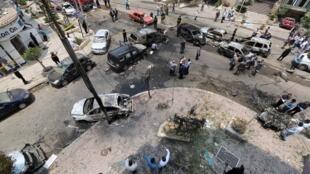 Hisham Barakat, procurador-geral do Egito, ficou ferido na explosão de uma bomba nesta segunda-feira no Cairo.