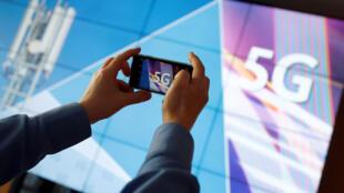 La France a lancé officiellement sa procédure d'attribution des fréquences 5G aux opérateurs télécoms en décembre 2019.