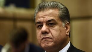 فلاح مصطفی بکر، وزیر امور خارجه دولت اقلیم کردستان عراق