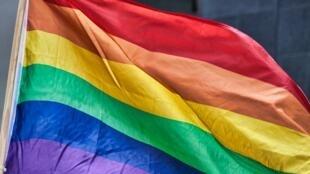 Drapeau LGBT.