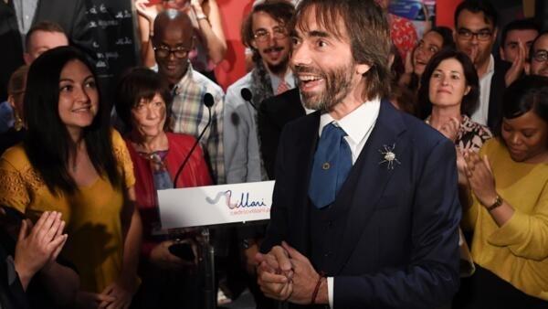 Cédric Villani wants to replace Anne Hidalgo as mayor of Paris.