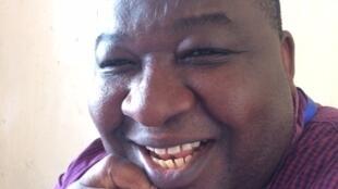l'écrivain Kangni Alem à Yaoundé au Cameroun (salon international du livre)