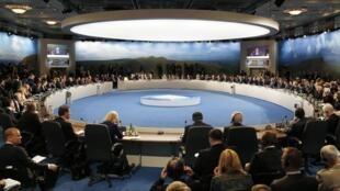 L'objectif de la diplomatie américaine est de donner de la visibilité aux efforts produits par les pays de l'Otan et de l'Union européenne pour combattre la désinformation et repousser les attaques lancées à travers internet et les réseaux sociaux.