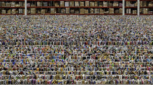 Andreas Gursky : « Amazon » (2016)