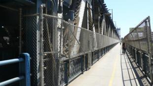 Le pont vers Brooklyn
