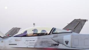 Ảnh minh họa : Máy bay của liên quân Ả Rập trở về căn cứ ở Ả Rập Xê Út sau chiến dịch oanh kích ở Yemen.