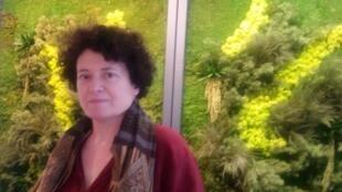 A historiadora Armelle Enders.