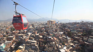 Teleférico no morro do Alemão, no Rio de Janeiro, foi um dos exemplos usados na França.