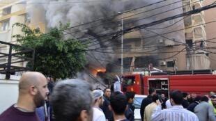 Atentado suicida realizado nesta terça-feira em um dos redutos do grupo xiita Hezbollah no sul de Beirute, que deixou pelo menos quatro mortos e cerca de 30 feridos.