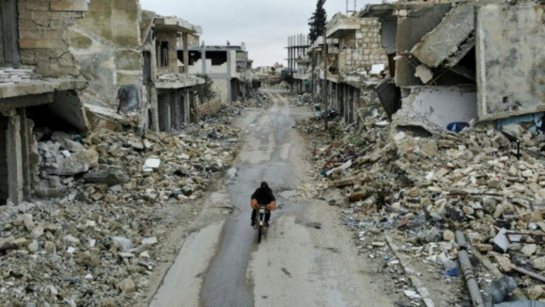 Syrian regime retakes symbolic town of Kafranbel: monitor - RFI