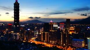 台北市夜景