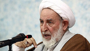 آیتالله محمد یزدی، رئیس مجلس خبرگان رهبری