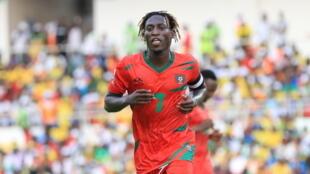 Le Bissau-Guinéen Zezinho.
