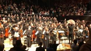 Теодор Курентзис и MusicAeterna в Парижской филармонии, 26 марта 2019 г.