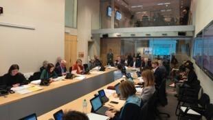 世界卫生组织在日内瓦召集紧急委员会会议。