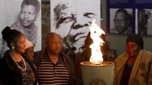 Музей Нельсона Манделы, ЮАР, 7 декабря 2013 года