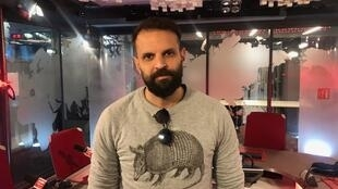 O cineasta David Murad recebeu um dos principais prêmios do Mobile Film Festival, em Paris.