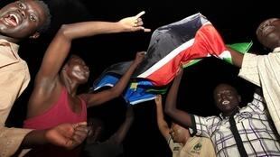 Jubilation as South Sudan celebrates its independence