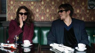 «La Prunelle de mes yeux», avec Bastien Bouillon et Mélanie Bernier.