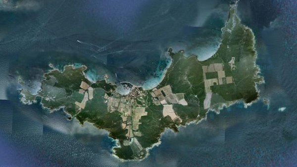 French island of Porquerolles
