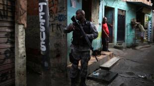 Violência policial excessiva no Brasil foi criticada por organização internacional.
