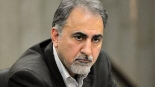 محمد علی نجفی شهردار مستعفی تهران