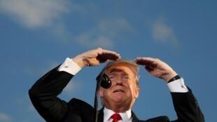 Le président des États-Unis, Donald Trump.
