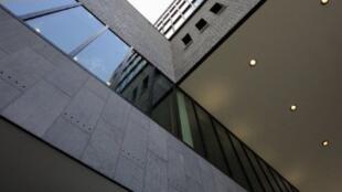 Sede da Europol, em Haia, na Holanda.