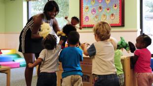 A childcare development center in South Carolina