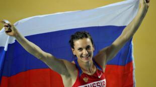 Duas vezes campeã olímpica, a russa Elena Isinbayeva fica fora dos Jogos do Rio.