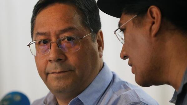 El ex ministro de economía de Bolivia Luis Arce fue designado candidato a la presidencia por Evo Morales