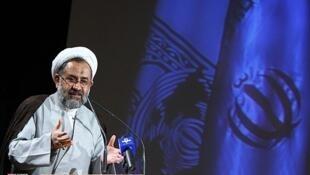 حجتالاسلام حیدر مصلحی، وزیر اطلاعات جمهوری اسلامی ایران