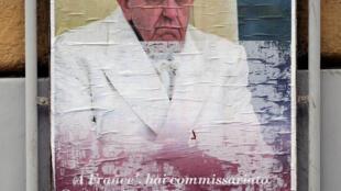 Campanha conservadora reclama do pontificado de Papa Francisco.