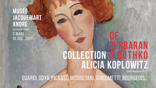 L'exposition «De Zurbaran à Rothko» se tient jusqu'au 10 juillet 2017.