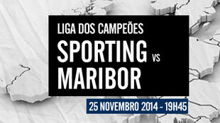 Sporting C P contra o Maribor é um dos melhores duelos desta noite