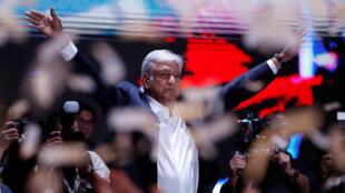 លោកប្រធានាធិបតីថ្មីនៃប្រទេសម៉ិចស៊ិក Lopez Obrador