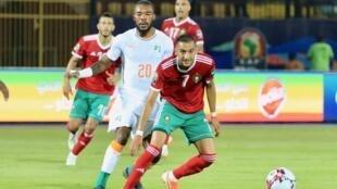 Le Marocain Hakim Ziyech.