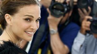 Natalie Portman, em Cannes.