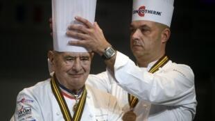 """پل بوکوز، """"آشپز قرن"""" در سن ۹۲ سالگی درگذشت."""