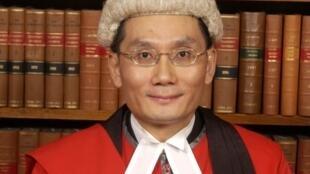 終審法院常任法官張舉能