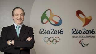 Leonardo Gryner, diretor-geral do Comitê Organizador dos Jogos do Rio