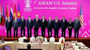 ASEAN-United States Summit in Bangkok