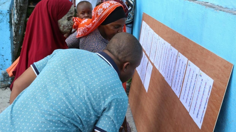 Comores: le parti présidentiel remporte sans surprise les législatives