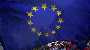 Bầu cử Nghị Viện Châu Âu 2019. Ảnh minh họa.