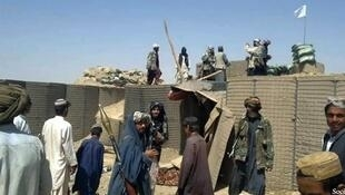 گروهی از طالبان