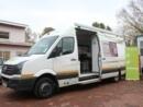 Coronavirus: l'Afrique du Sud met en place des vans mobiles pour étendre le dépistage