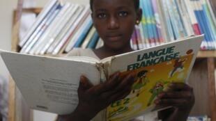 Au Sénégal, le français est la langue nationale.